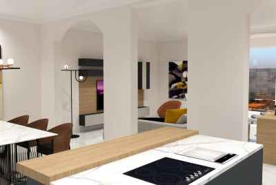 Renovated apartments in prime area of Barcelona